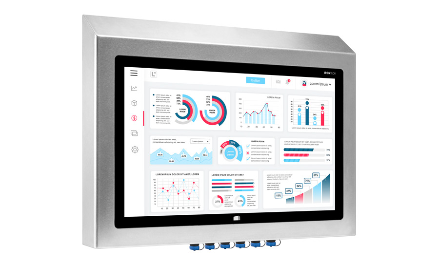 Monitor Industrial Full IP65